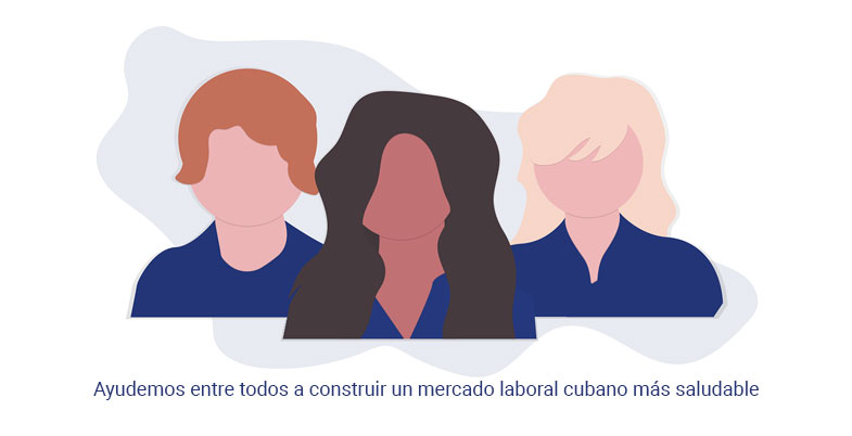 mercado laboral cubano actual